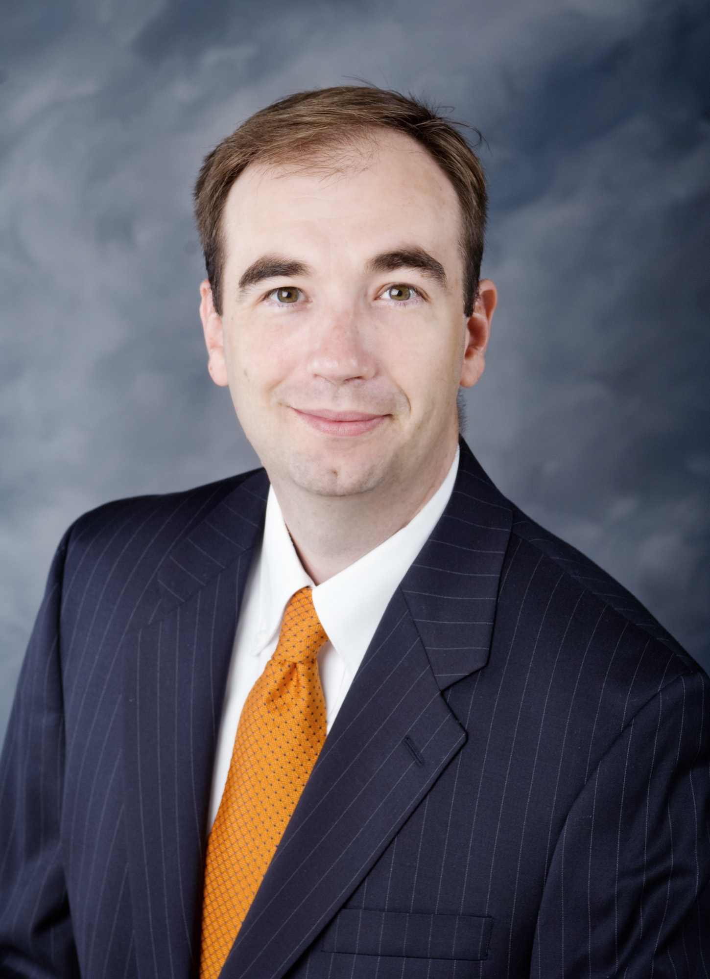 Joel Collier, Marketing professor, COBI--studio headshot