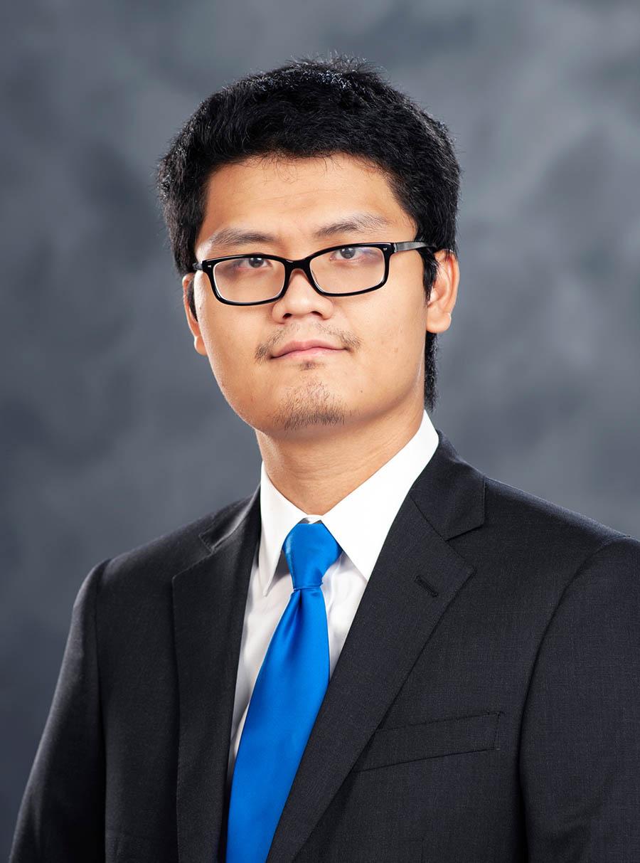 Jutong Wen Headshot