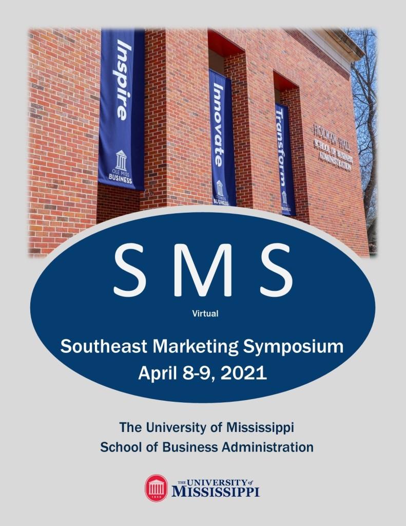SMS Program Cover2021